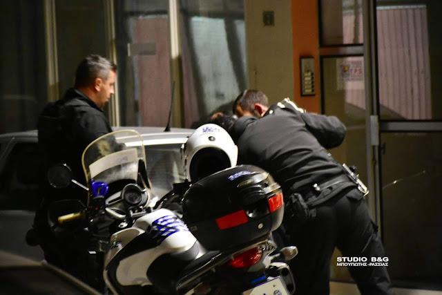 Συμπλοκή ιδιοκτήτη διαμερίσματος με κλέφτη στο Ναύπλιο - Τον βρήκε μέσα στο σπίτι του!!!