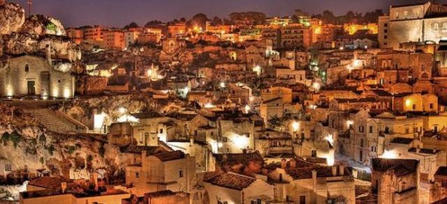 TURISMO: Matera, uma cidade redescoberta