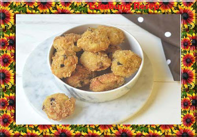Resep Bola Durian Cornflakes Resep Sarapan Praktis