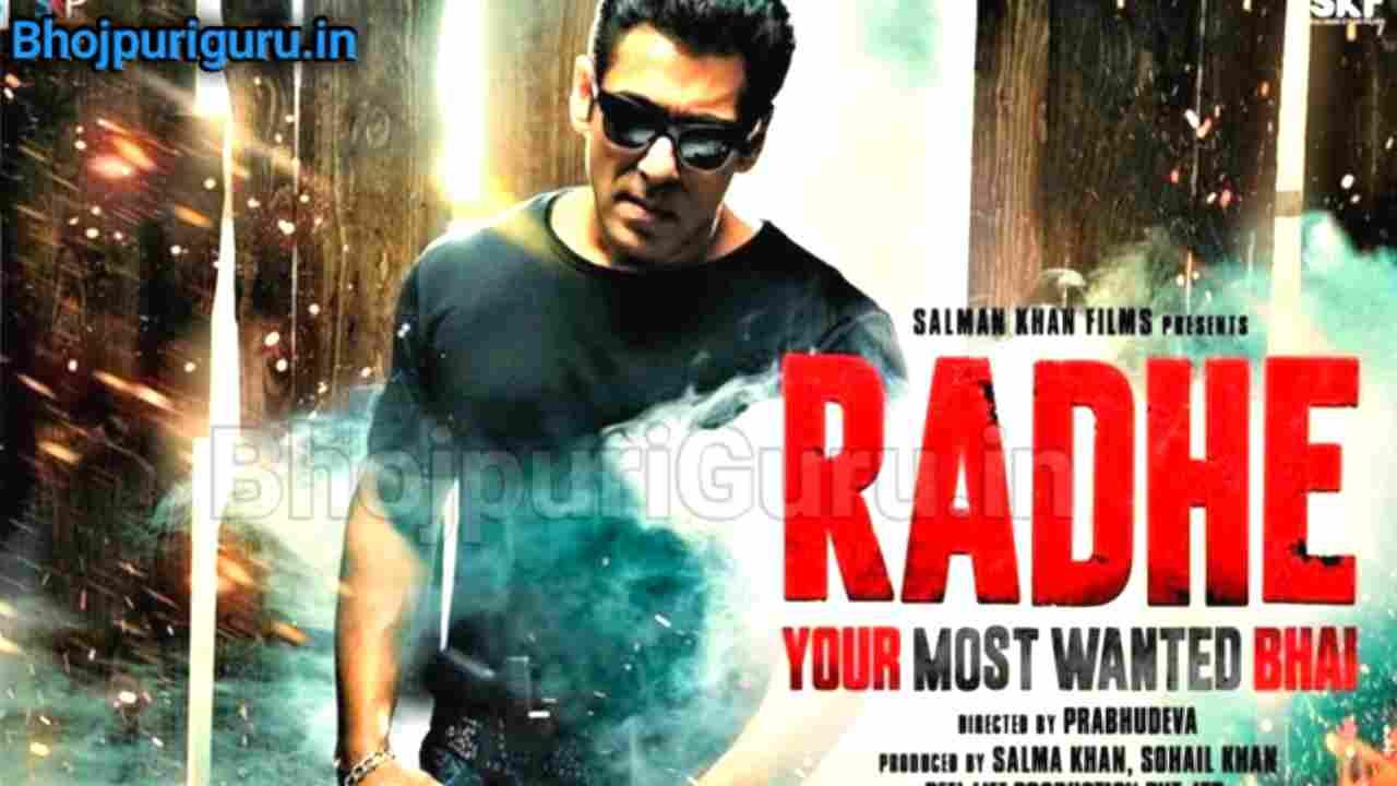 Radhe Hindi Full Movie Download Leaked By Tamilrockers 480p 360p 720p