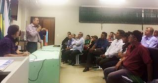 Prefeitos e lideranças do Curimataú discutem desenvolvimento da região em evento