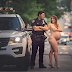 See this bizzare maternity shot (18+ Photo)