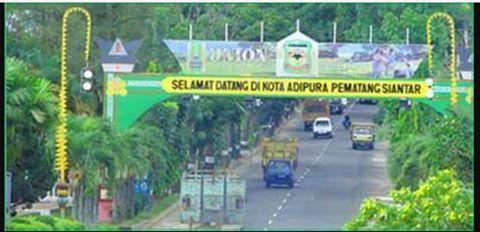 Selamat Datang di Kota Pematangsiantar Sumatera Utara