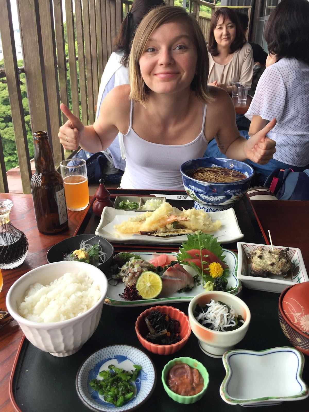 voyage travel au blog japon à Tokyo Enoshima tempura pleins de belle photographies temples et sanctuaires