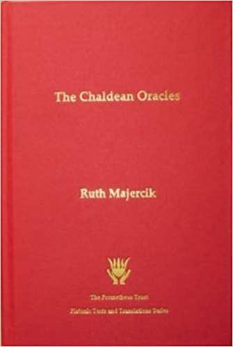 Chaldean Oracles - 38