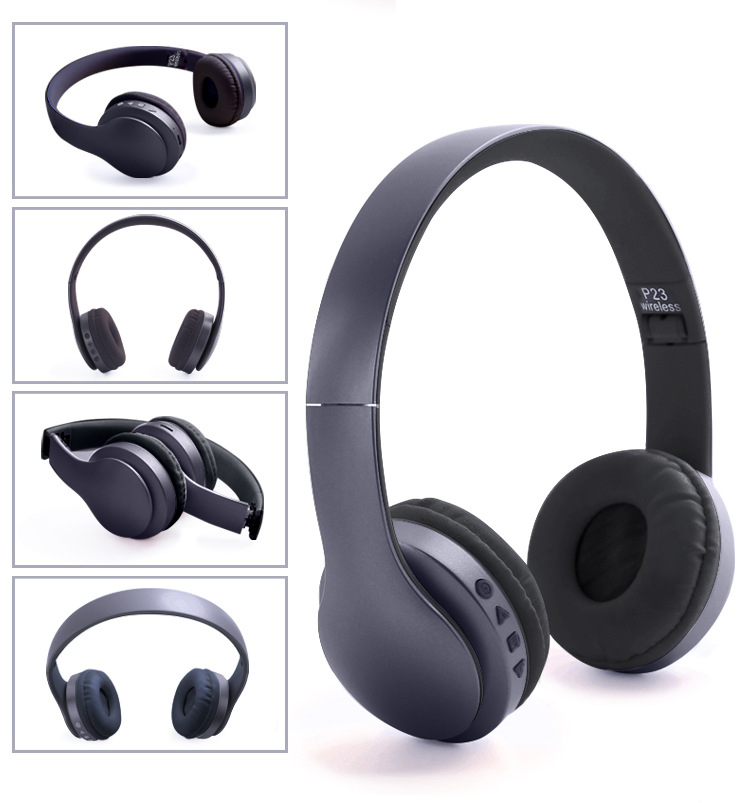NCS23 Bluetooth Noise Cancelling Headphones