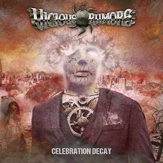 "Ο δίσκος των Vicious Rumors ""Celebration Decay"""