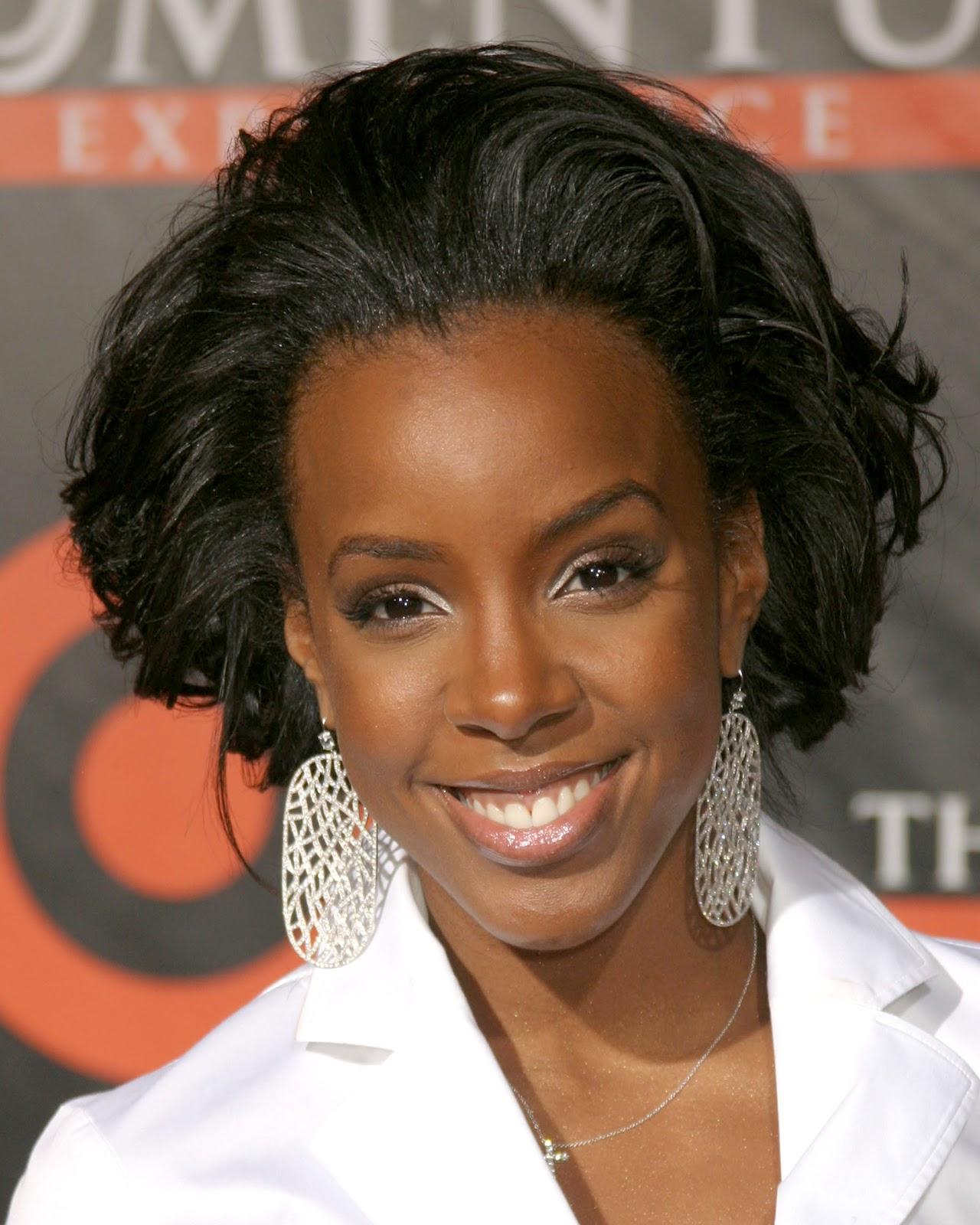 Kelly Rowland Hairstyles Fade Haircut