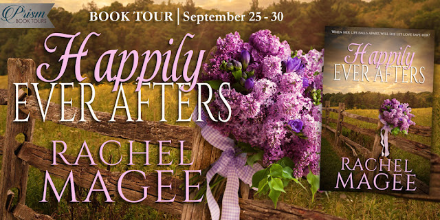 We're launching the Book Tour for HAPPILY EVER AFTERS by RACHEL MAGEE!