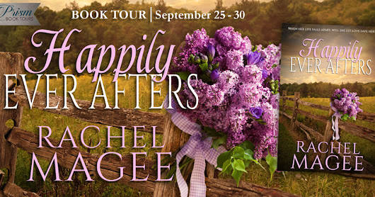 Happily Ever Afters by Rachel Magee (Interview #Giveaway)