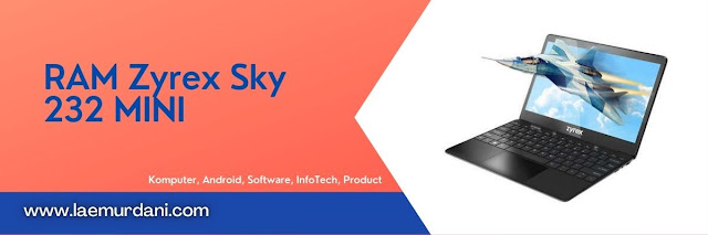Memory /  RAM Zyrex Sky 232 Mini