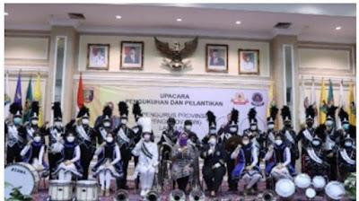 Riana Arinal Dilantik Sebagai Ketum PDBI Lampung 2020-2024