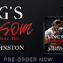 Pre-Order Blitz - KING'S RANSOM by Marie Johnston
