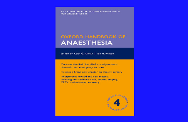 Download Oxford Handbook of Anaesthesia PDFfor free