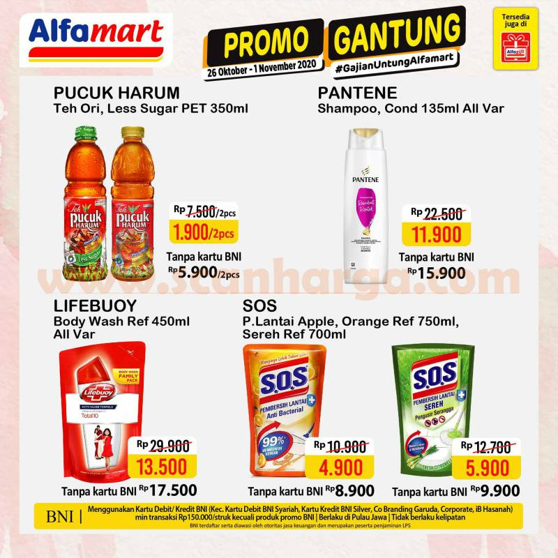Alfamart GANTUNG Promo Gajian Untung 26 Oktober - 1 November 2020 6