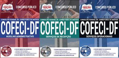 Apostila Concurso Conselho Federal de Corretores de Imóveis - COFECI 2017.