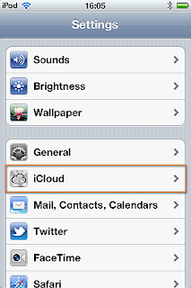 sync iphone contacts
