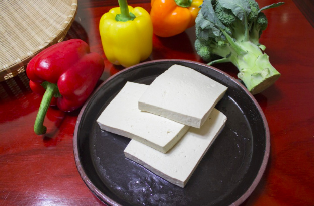 tofu tiramisu pudding