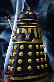 "Custom 'The Curse of Fatal Death"" Black Dalek 02"