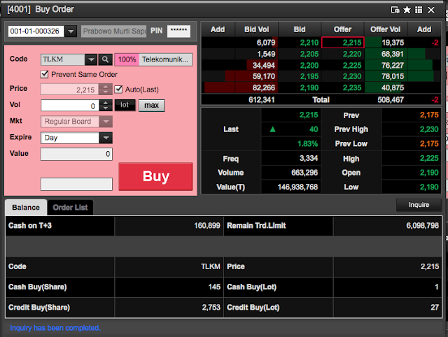 Membeli saham via DT NextG