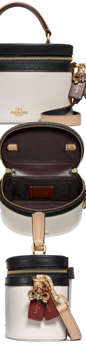 COACH Selena Trail Bag In Colorblock