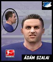 PES 6 Faces Ádám Szalai by Gabo Facemaker