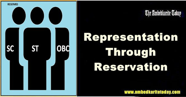 Representation Through Reservation - The system of reservation in INDIA