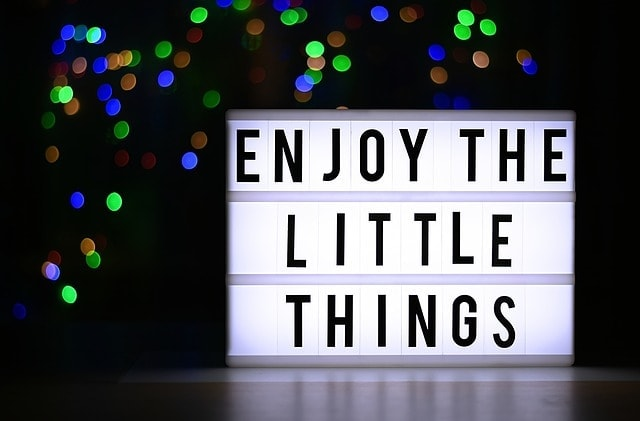 Attitude of Gratitude: Positive Minds