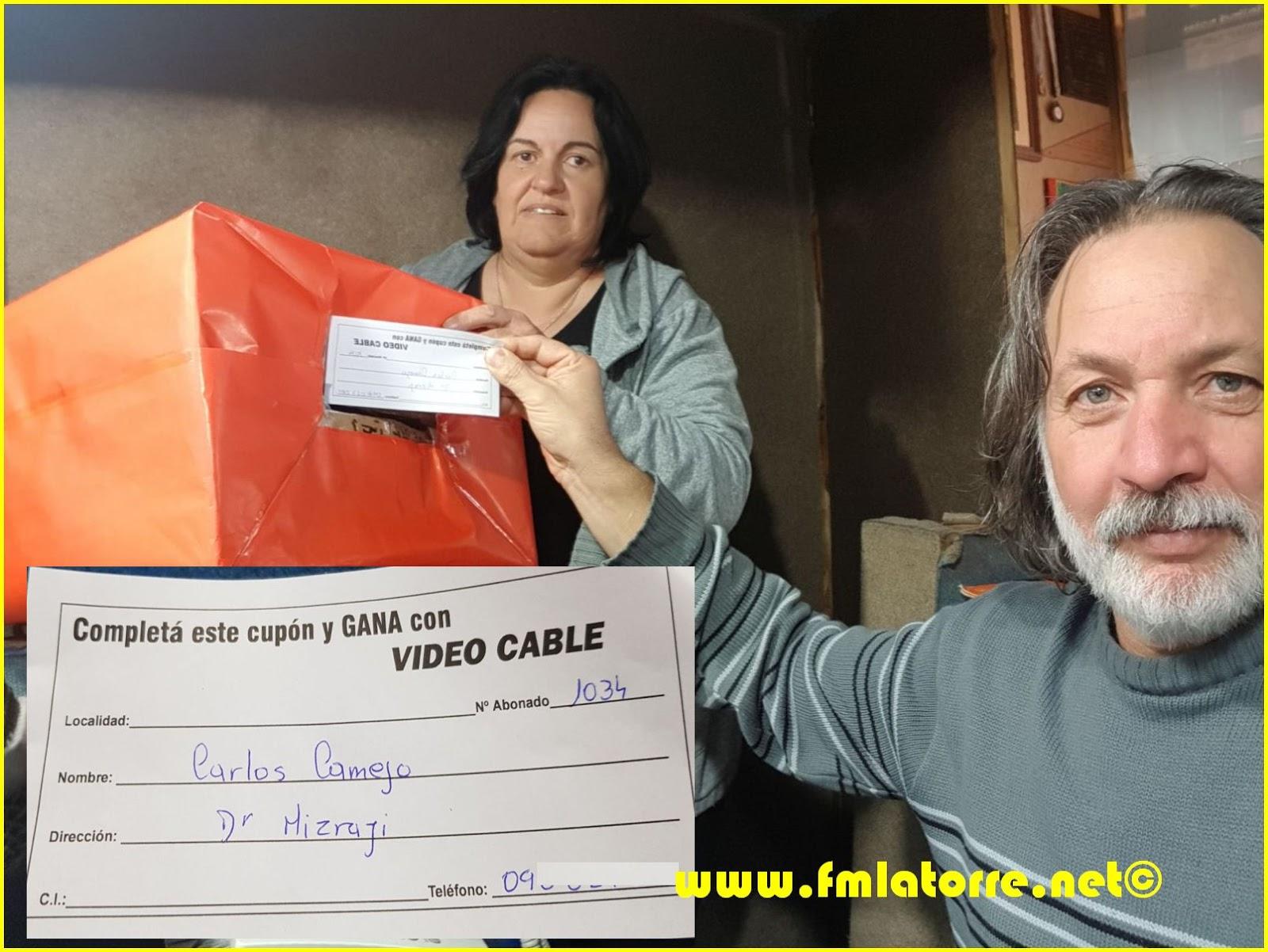 Noticias: VIDEO CABLE FRAY MARCOS DIGITAL SIGUE PREMIANDO A SUS ABONADOS