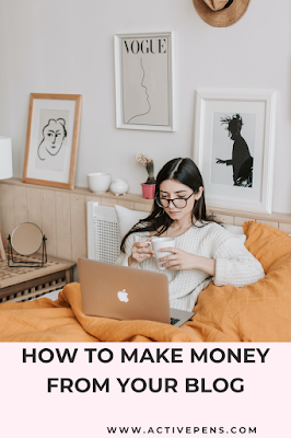 How to make money from your blog on blogger using Google Adsense. What is google adsense?