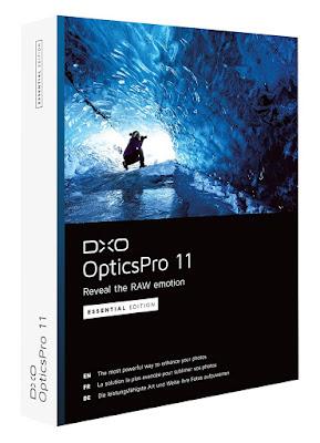 DxO OpticsPro 11 Essential untuk Edit Foto Profesional