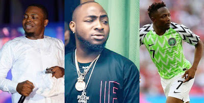 Nigerian Celebrities Celebrate Super Eagles Win Over Iceland