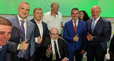 Мэры крупных городов намерены создать новую оппозиционную партию