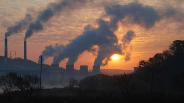 Dióxido de carbono atmosférico llega a un nivel nunca registrado