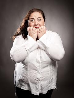 relación entre estrés y obesidad