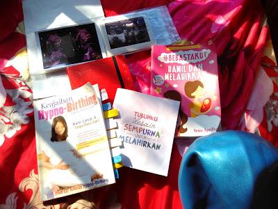 Kafabillah's Gentle Birth Prepare Story