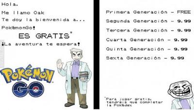 Memes Pokemon GO