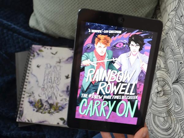 [Chronique] Carry On (Rainbow Rowell)