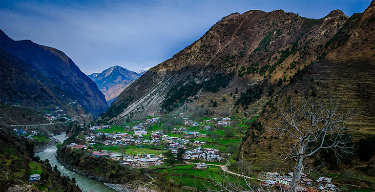 Neelum Valley Tourist attractions in Pakistan