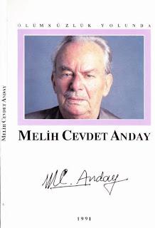 Melih Cevdet Anday - Ölümsüzlük Yolunda