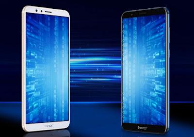 Harga dan Spesifikasi Huawei Honor 7x