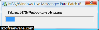 MSN/Windows Live Messenger Pure Patch
