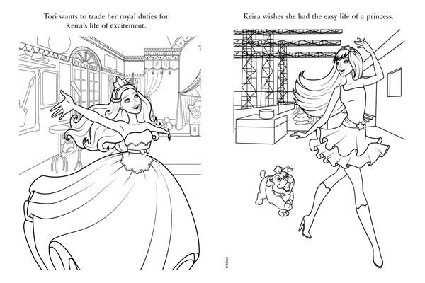 Fun Amp Learn Free Worksheets For Kid Barbie Free