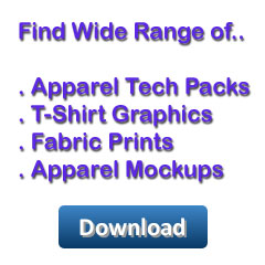 Apparel Tech Pack Template Store