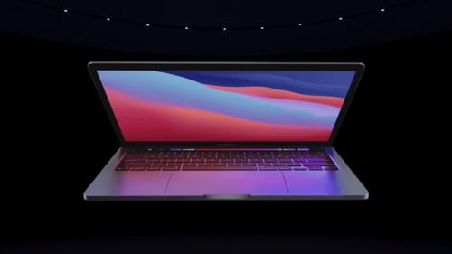 Apple could launch a new MacBook Pro in 2021