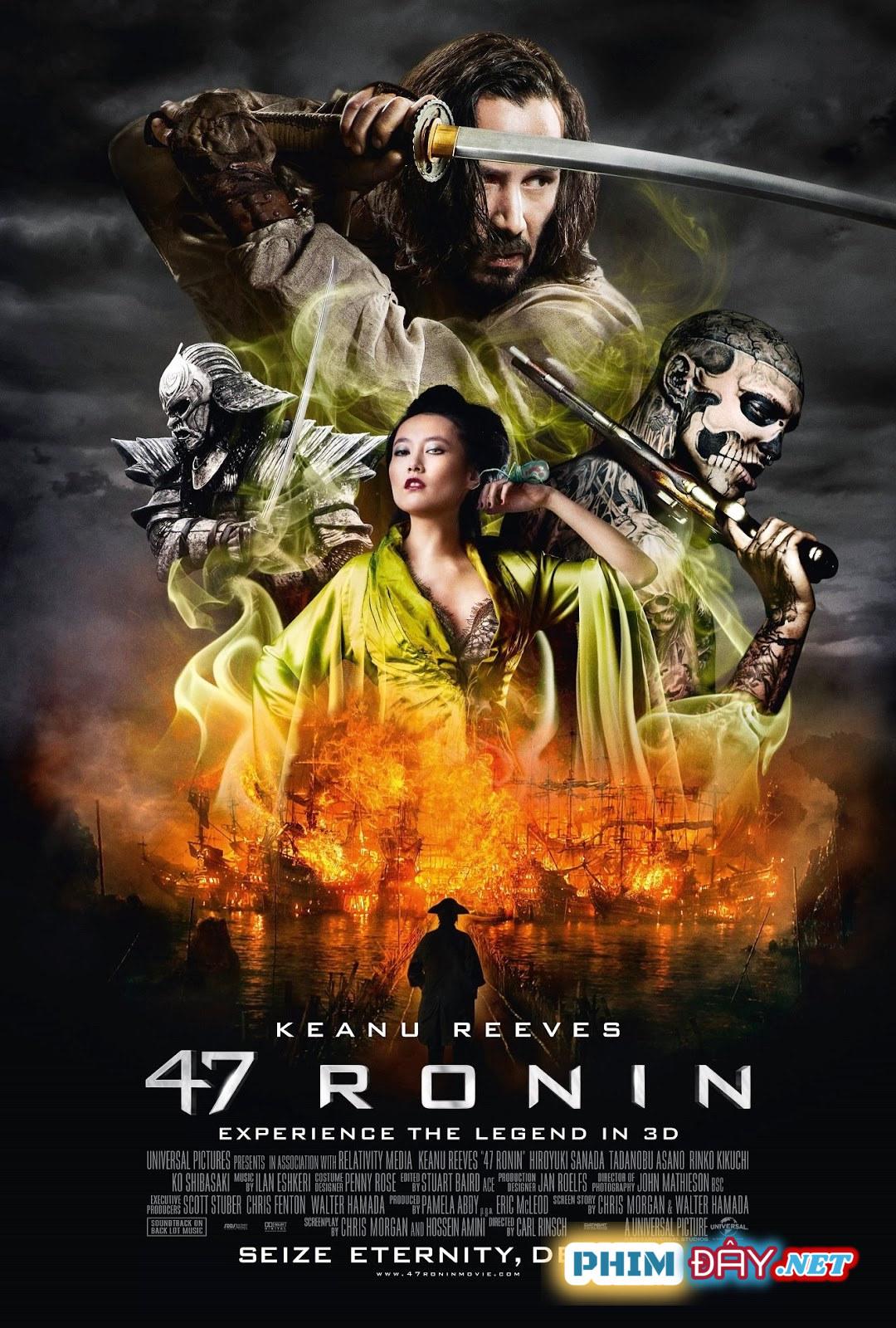 47 Lãng Khách - 47 Ronin (2013)