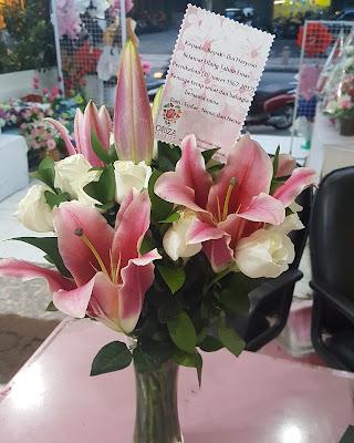florist surabaya kayoon, florist surabaya delivery, florist surabaya online