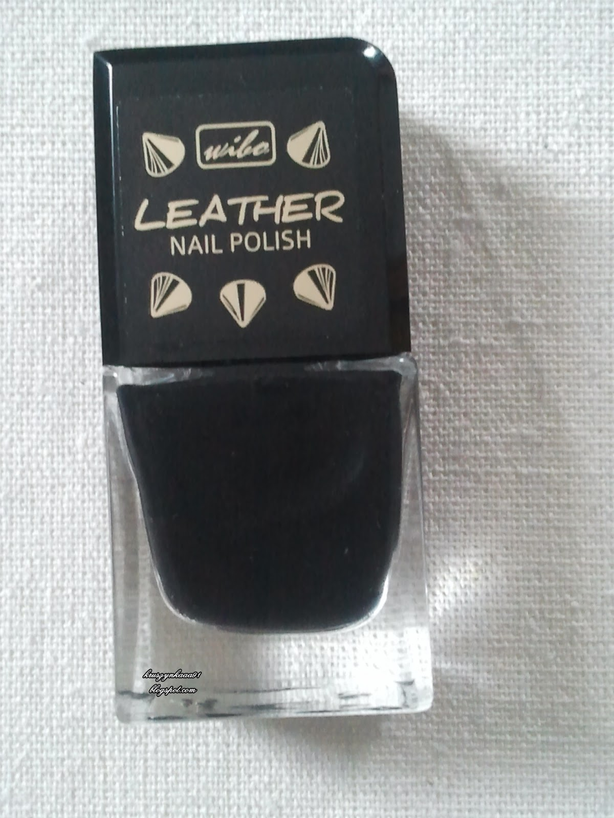 Wibo Leather nail polish nr 4