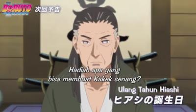 Nonton dan Pembahasan Boruto Episode 138 Sub Indo