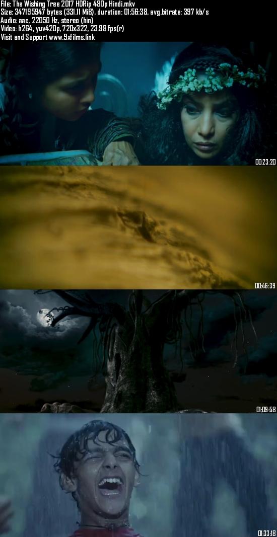 The Wishing Tree 2017 HDRip 480p Hindi 350mb
